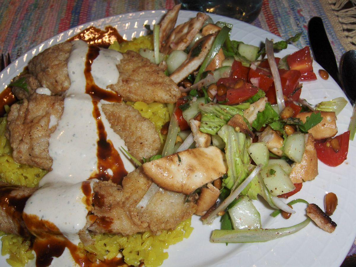 Lebanese Fish Fry
